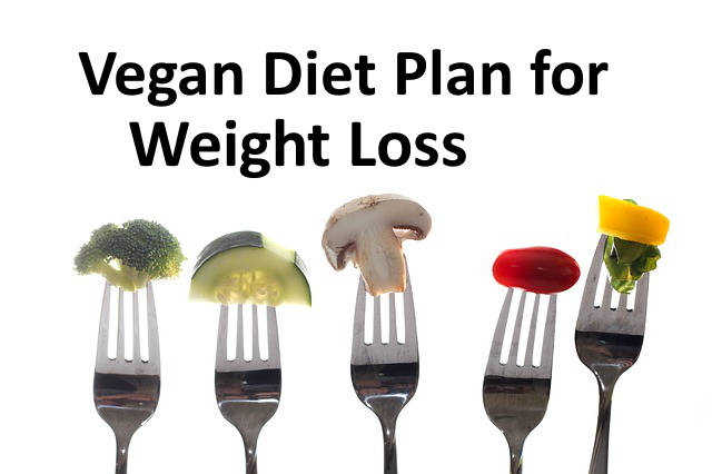 Vegan Diet Plan for Weight Loss