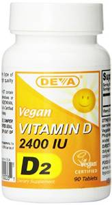 deva vegan d2