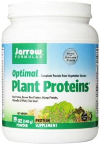 jarrow plant proteins vegan