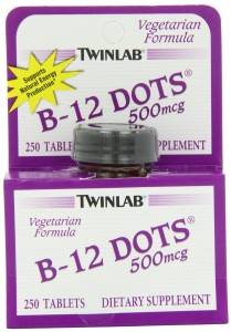 twin lab b12 dots