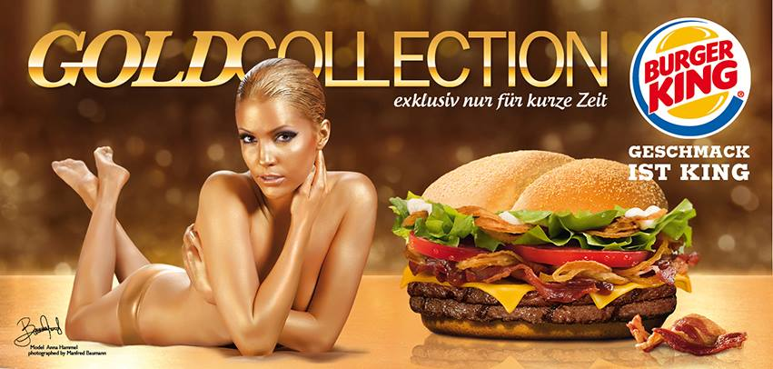 burger king sexist ad switzerland
