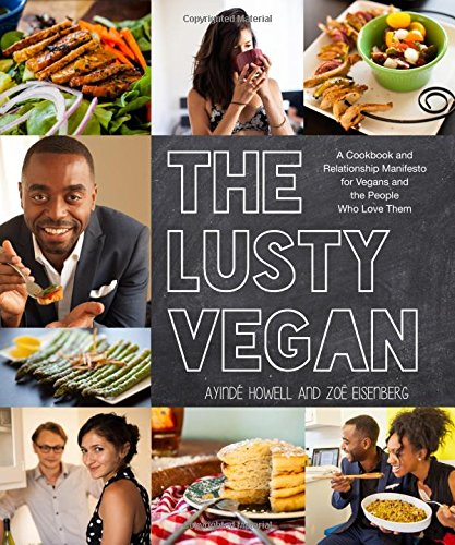 lusty vegan cookbook 2014