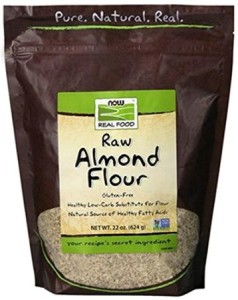 almond flour healthy fat