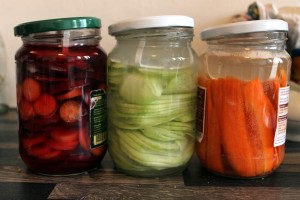 lacto fermentation vegetables