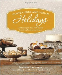 gluten free vegan holiday recipes