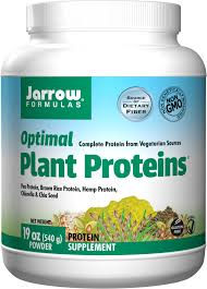 jarrow optimal plant proteins