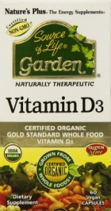source of life garden vegan vitamin d3