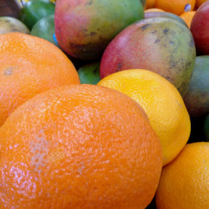 Vegan Weight Loss — Oranges and Mangoes