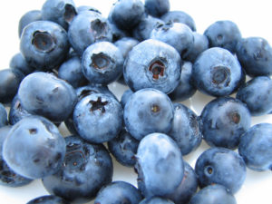 Good Fats, Blueberries