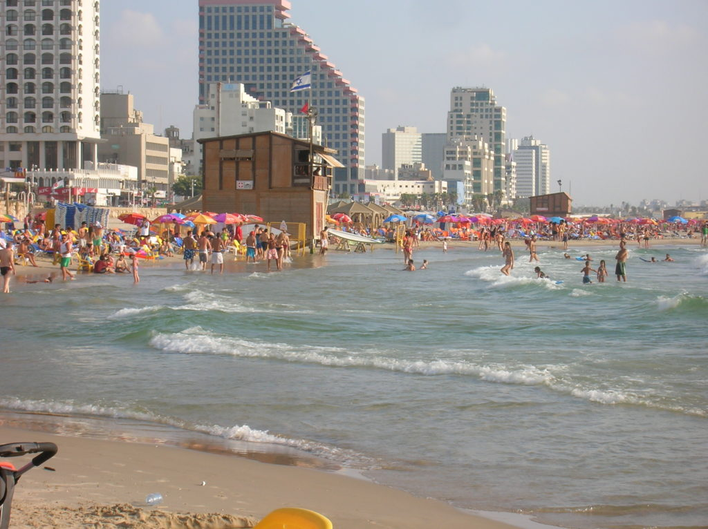 Top 10 Vegan Cities of 2016: Tel Aviv, Israel